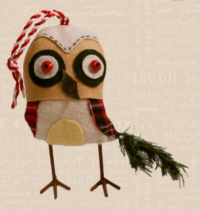 2011 Owl Image