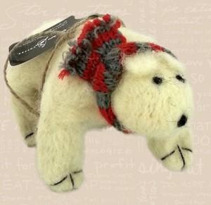 2014 Woolen Bear Image