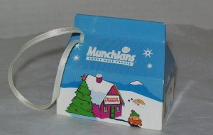 2003 Holiday Munchkin Box House side