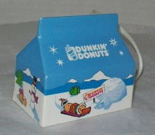 2003 Holiday Munchkin Box Igloo side