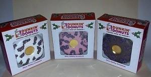 2007 DD Glass Donut Set