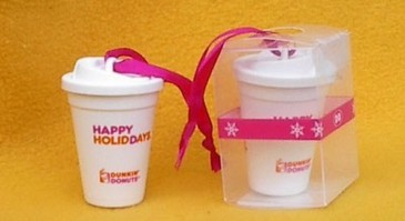 2008 DD Holiday to go Cup Snowflakes Sides