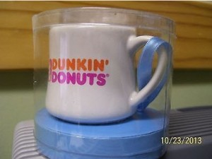 2013 DD Retro Mug Ornament