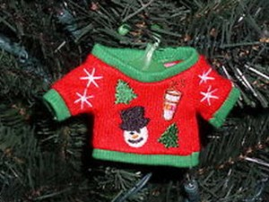 2014 Ugly Sweater Ornament Loose