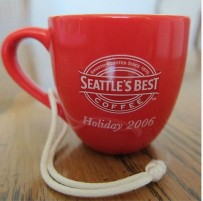 2006 Mini Holiday Mug Ornament1