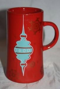 Red 2007 Mug