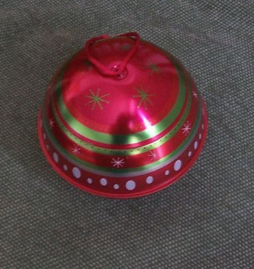 2002 Large Candy Ball Ornament1