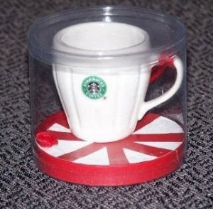 2003 Pleated Ornament Cup3