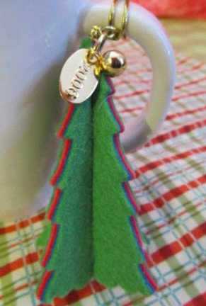 2006 Felt Christmas Tree Ornament3