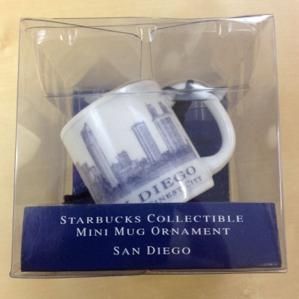 2006 San Diego Arcitect Mug Ornament