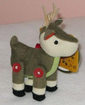 2008 Japan Reindeer Version Ornament3