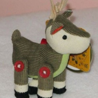 2008 Japan Reindeer Version Ornament3