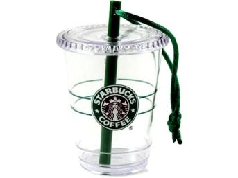 2010 Cold Cup Ornament w Straw2
