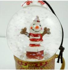 2010 Japan Mug Snow Globe Orn Clown Globe