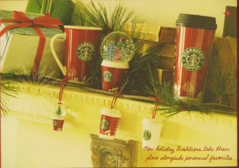 Starbucks 2006 Booklet 5