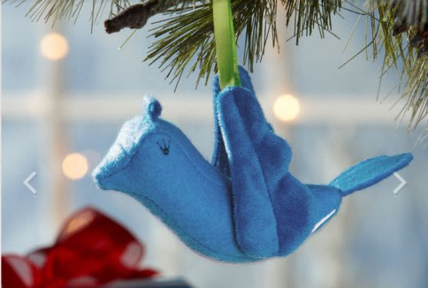 2011 Fabric Bird Ornament2