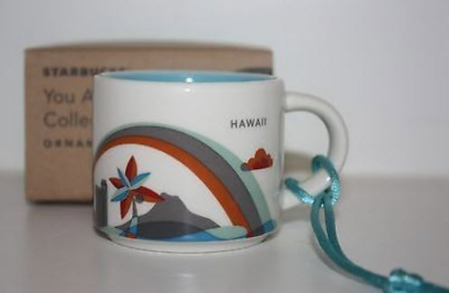 2013 Hawaii Ornament Mug2