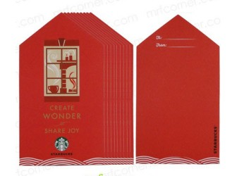 2013 Hong Kong Paper Gift Envelopes