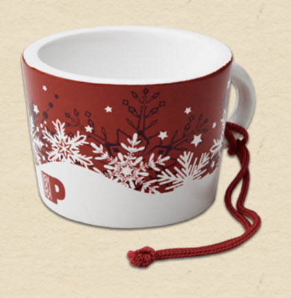 2015 Mug Ornament