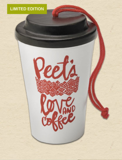 2015 Peet's To Go Cup
