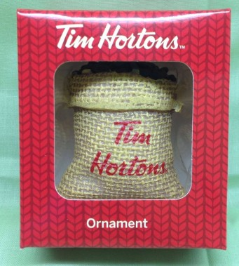 2016 Tim Hortons Ornament2