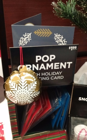 2016 Gift Card Ornament Stand